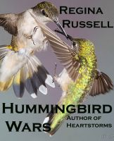 Cover for 'Hummingbird Wars'