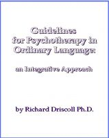 Cover for 'Guidelines for Psychotherapy in Ordinary Language'