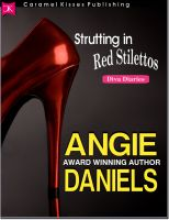 Cover for 'Strutting in Red Stilettos'