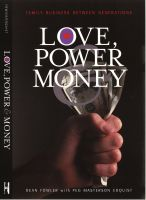 Cover for 'Love, Power and Money'