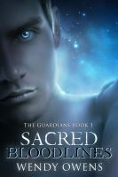 Cover for 'Sacred Bloodlines'