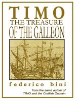 Cover for 'TIMO The Treasure of the Galleon'