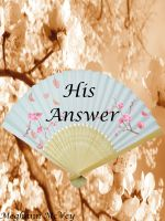 Cover for 'His Answer'