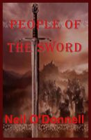Cover for 'People of the Sword'