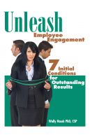 Cover for 'Unleash Employee Engagement: 7 Initial Conditions for Outstanding Results'