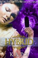 Cover for 'Hybrid (Nevermore, Book 2)'