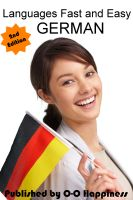 Cover for 'Languages Fast and Easy ~ German'