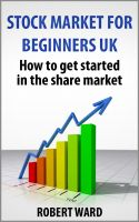 Cover for 'Stock Market For Beginners UK book'
