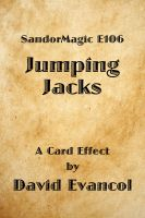 Cover for 'SandorMagic E106: Jumping Jacks'
