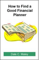 Cover for 'How to Find a Good Financial Planner'