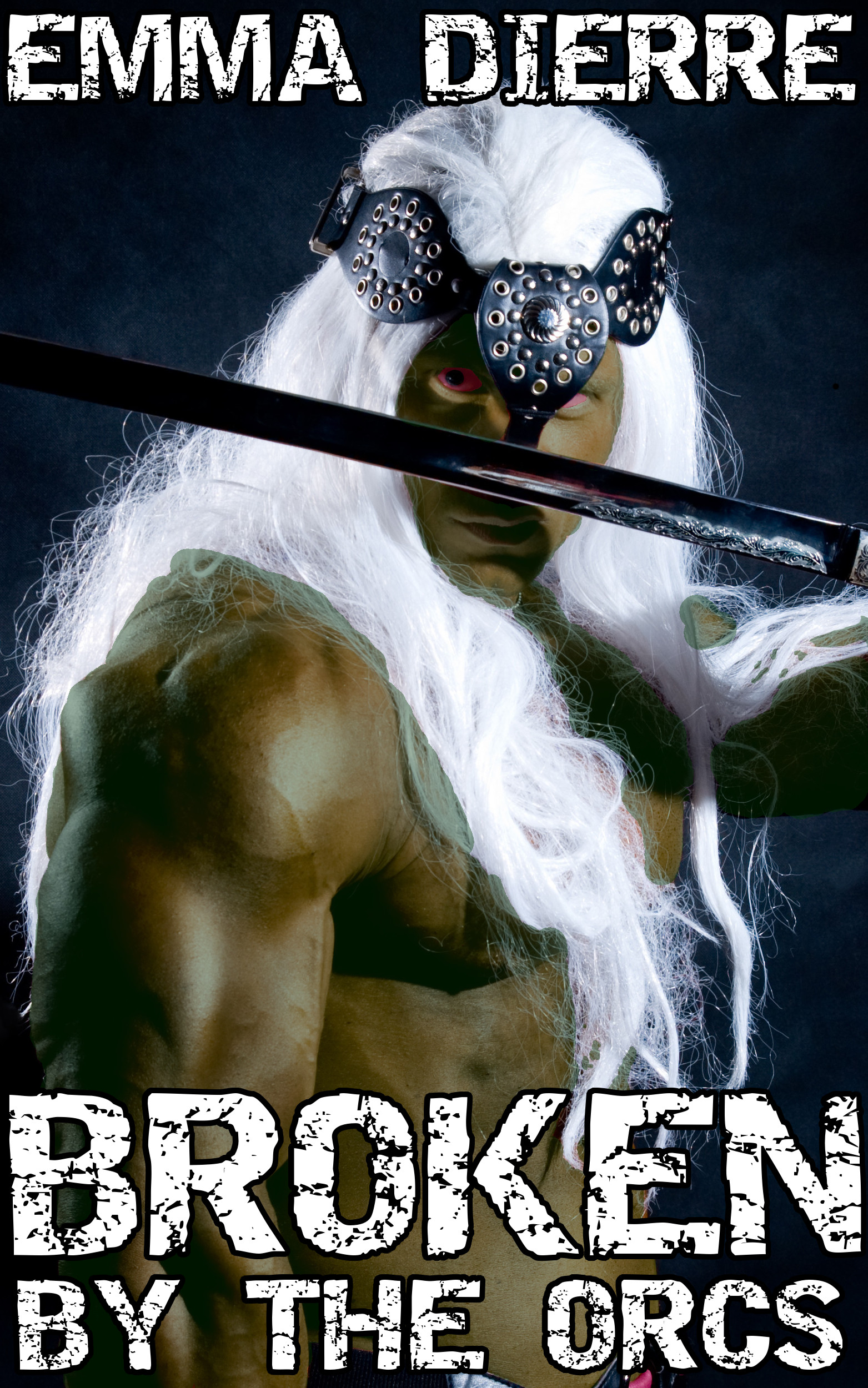 Emma Dierre - Broken by the Orcs (M/M Monster Gangbang Erotica)
