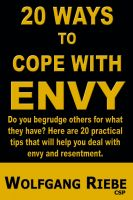Cover for '20 Ways To Cope With Envy'