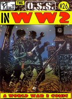 Cover for 'World War 2 The OSS Volume 2'