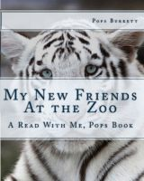 Cover for 'My New Friends At The Zoo'