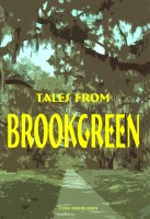 Cover for 'Tales from Brookgreen: Gardens, Folklore, Ghost Stories, and Gullah Folktales in the South Carolina Lowcountry'