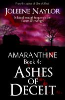 Cover for 'Ashes of Deceit'