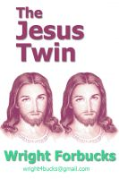 Cover for 'The Jesus Twin'