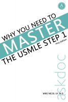 Cover for 'Why You Need to Master the USMLE Step 1'