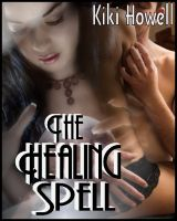 Cover for 'The Healing Spell'