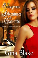 Cover for 'The Outrageous Adventures of Charlotte'