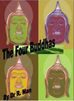 Cover for 'The Four Buddhas'