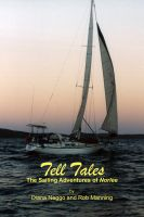 Cover for 'Tell Tales - The Sailing Adventures of Norlee'