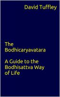 Cover for 'The Bodhicaryavatara: A Guide to the Bodhisattva Way of Life'