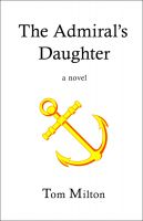 Cover for 'The Admiral's Daughter'