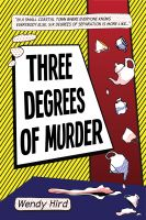 Cover for 'Three Degrees of Murder'