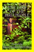 Cover for 'The Last of the Bird People'