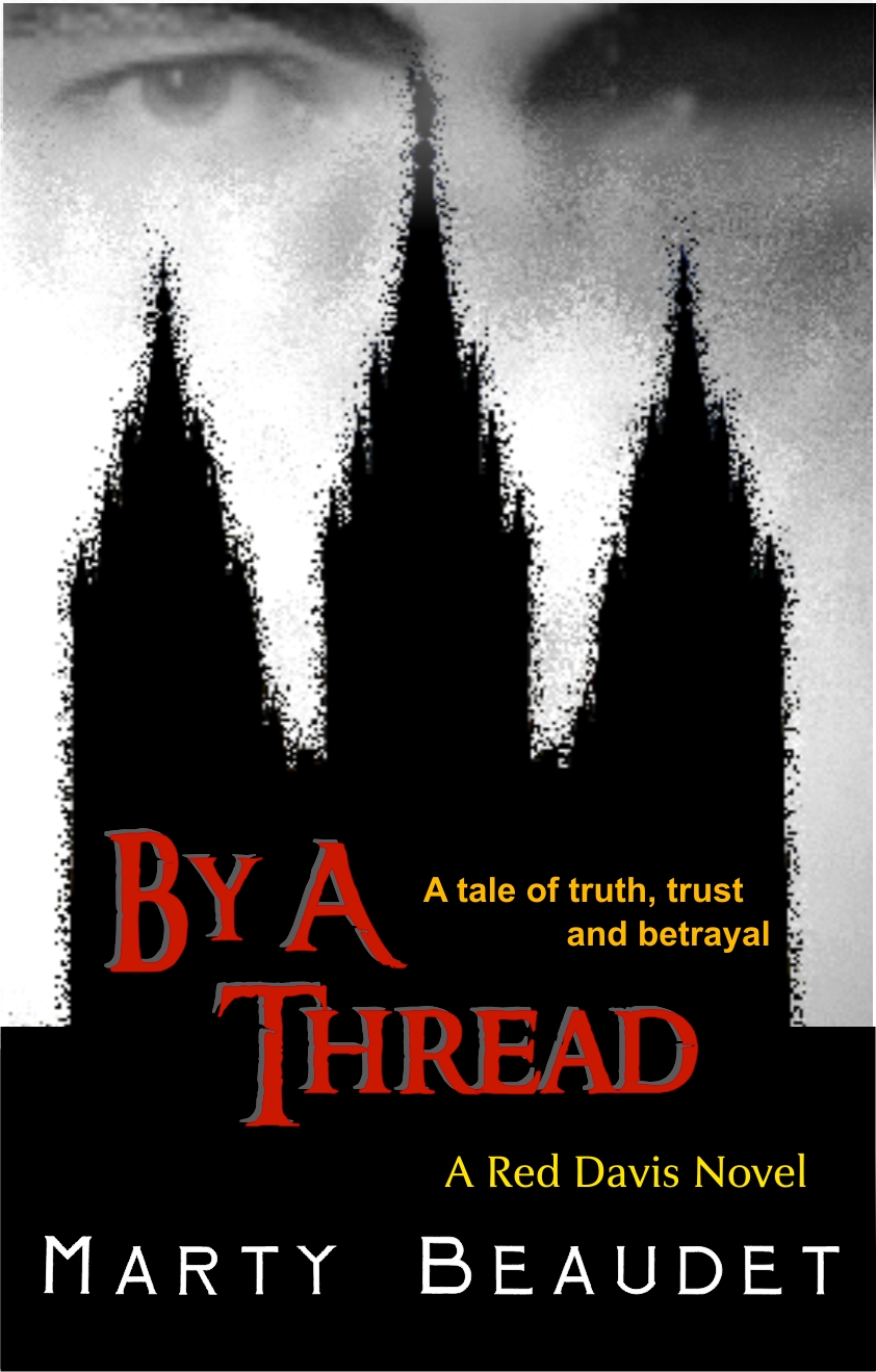 By A Thread: A political thriller with a heart