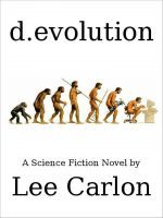 Cover for 'd.Evolution'
