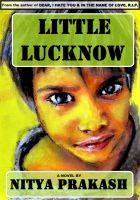 Cover for 'LITTLE LUCKNOW'