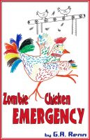 Cover for 'Zombie Chicken Emergency'