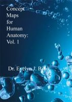 Cover for 'Concept Maps for Human Anatomy: Vol. 1'
