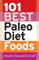 Cover for '101 Best Paleo Diet Foods'