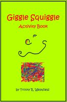 Cover for 'Giggle Squiggle (Activity Book)'