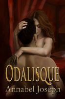 Cover for 'Odalisque'
