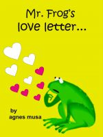 Cover for 'Mr. Frog's Love Letter'