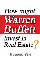 Cover for 'How might Warren Buffett Invest in Real Estate?'