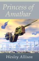 Princess of Amathar cover