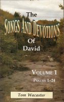 Cover for 'Songs And Devotions of David, Volume I'