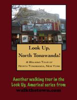 Cover for 'A Walking Tour of North Tonawanda, New York'