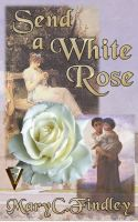 Cover for 'Send a White Rose'