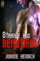 Cover for 'Strange and Beautiful'