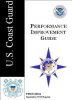Cover for 'Performance Improvement Guide'