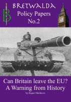 Cover for 'Can Britain leave the EU? A Warning from History'