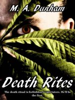 Cover for 'Death Rites'