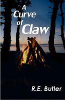 Cover for 'A Curve of Claw'