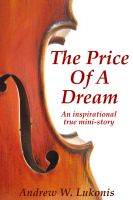 Cover for 'The Price Of A Dream'